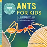 Best Ant Farms - Ants for Kids: A Junior Scientist's Guide to Review