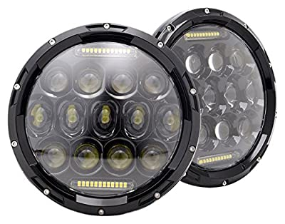 10 Best Jeep Wrangler LED Headlights 2019 - Reviews & Buying