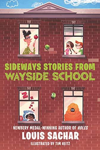 Sideways Stories from Wayside School (English Edition)