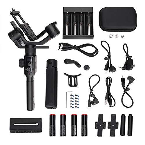Estabilizador, estabilizador del cardán de Las cámaras del Bolsillo de la cámara sin Espejo DSLR del PDA de Moza Air2