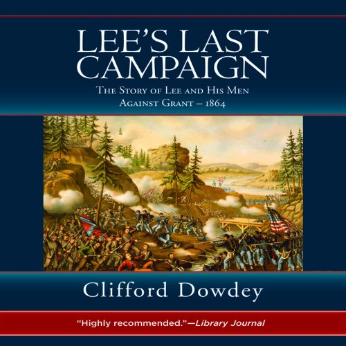 Lee's Last Campaign cover art