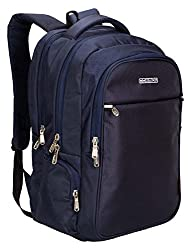 COSMUS 37 Ltrs 18.75 inchs Laptop Bags (50051541037_Navy Blue),Cosmus,50051541037