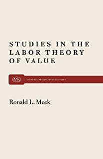 Studies in the Labor Theory of Value (Monthly Review Press Classic Titles)