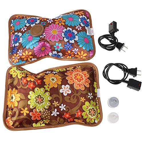 CHENTAOCS Oplaadbare elektrische kruik handwarmer verwarming tas voor winter-220 V, 450 W, 50 Hz eenvoudig te gebruiken