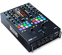Full Featured and Built To Last Solid steel construction, Dual die cast aluminum FX paddles with 180 degree rotation and Rane US engineered superior, class leading audio quality Focus on your Performance, Not The Laptop 4.3inches touchscreen for movi...