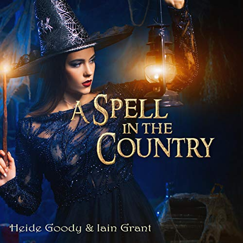 A Spell in the Country Audiobook By Heide Goody, Iain Grant cover art