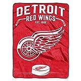 NHL Detroit Red Wings 'Inspired' Raschel Throw Blanket, 60' x 80'