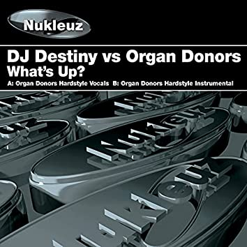 What's Up? (Organ Donors Mixes)