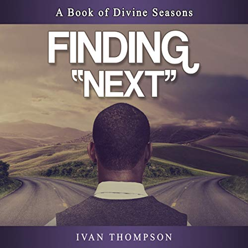 Finding Next: A Book of Divine Seasons audiobook cover art