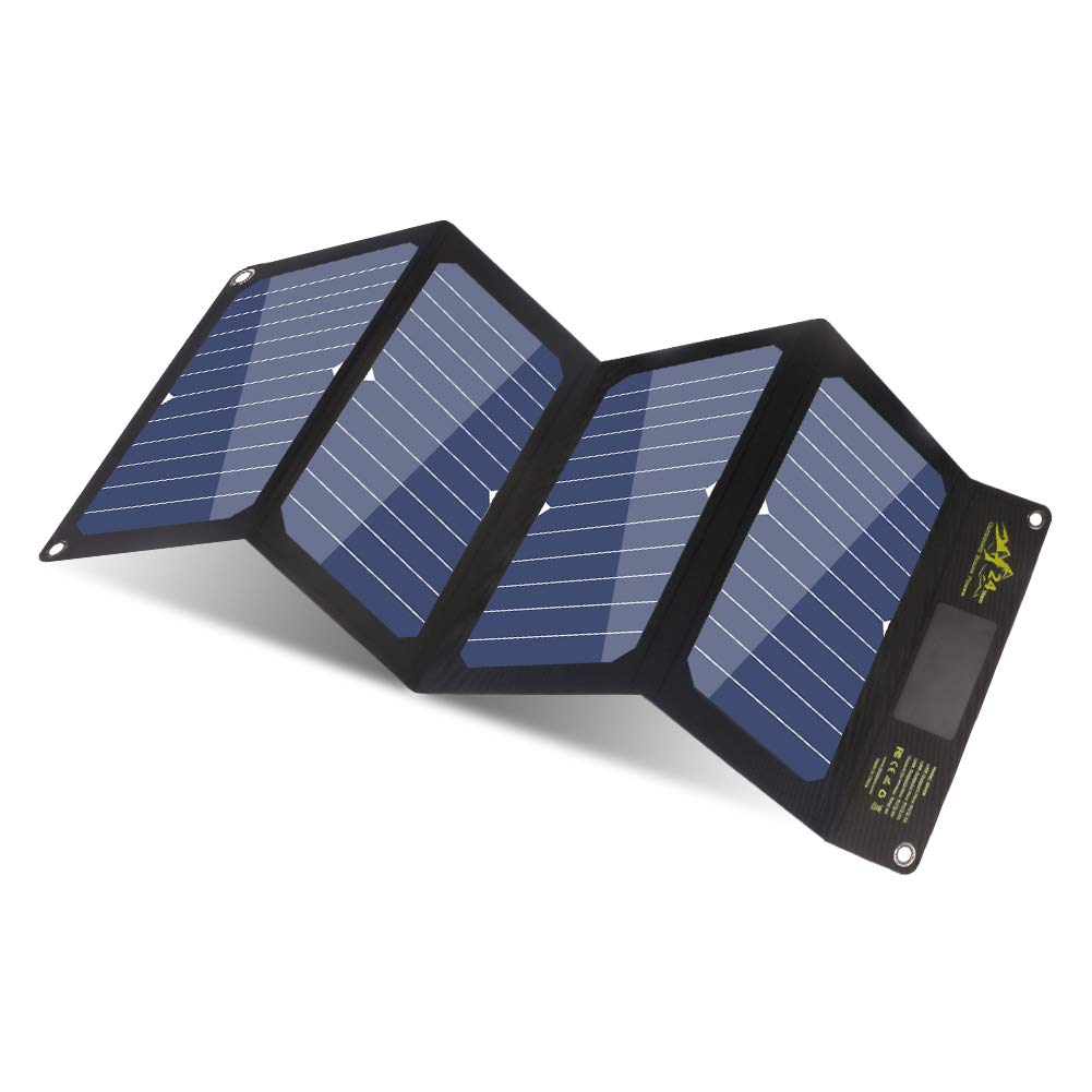 BigBlue Lightweight Foldable Portable SunPower