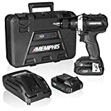 Best Brushless Drills - Brushless Cordless Drill Set with Case, Compact Electric Review