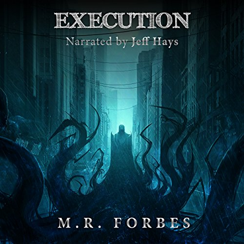 Execution audiobook cover art
