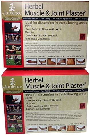 Jadience Severe Joint Pain Relief Kit Dit Da Jow Formulas Penetrate Deep for Serious Muscle product image