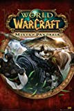 World of Warcraft - Mists of Pandaria Cover - Games Poster