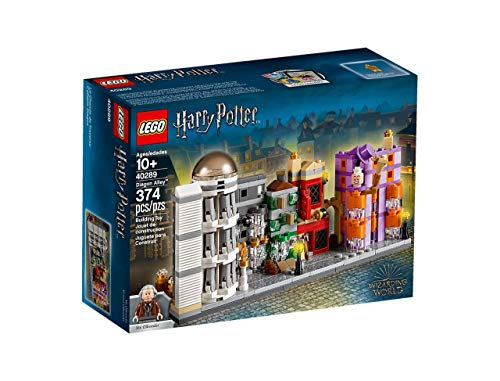 Lego 40289 Harry Potter - Winkelgasse - Diagon...
