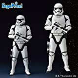 SEGA Netaddiction Star Wars – Stormtrooper Primo Orden Premium Figuras 1/10 – Figures Estáticas
