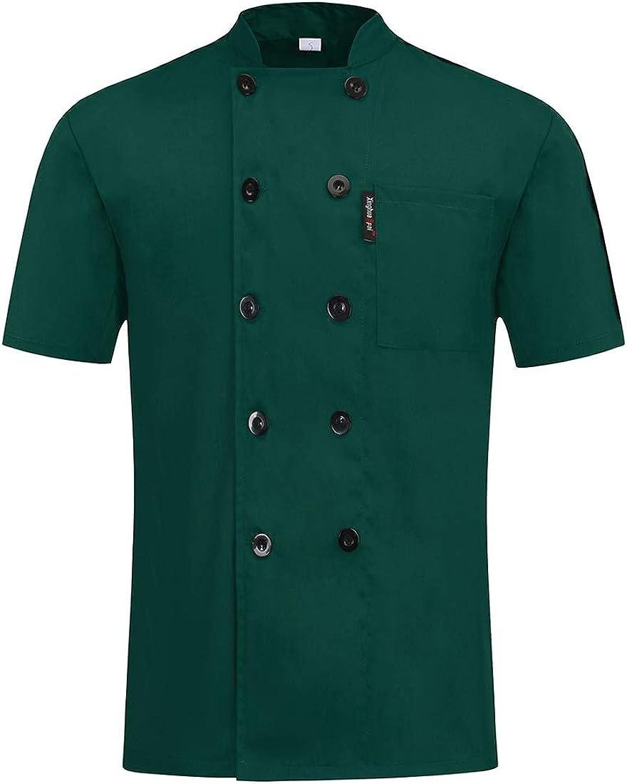 Oraunent Chef Coat Jacket Uniforms Max 69% Cheap OFF Hotel Classic Restaurant