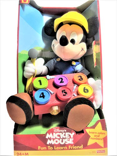 Disney Mickey Mouse divertido para aprender amigo