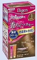 ビゲン 香りのヘアカラー クリーム 1 かなり明るいライトブラウン × 5個セット