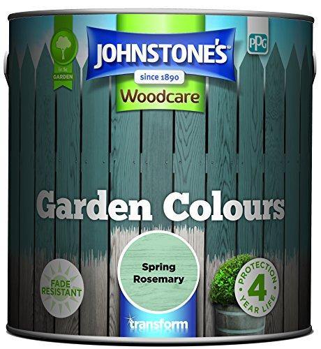 Johnstone's 309290 Garden Colours, Spring Rosemary, 2.5 Litre