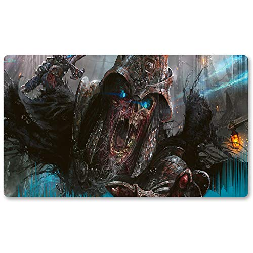Wight of Precinct Six - Board Game MTG Playmat Table Mat Games Size 60X35 cm Mousepad Play Mat for Yugioh Pokemon Magic The Gathering