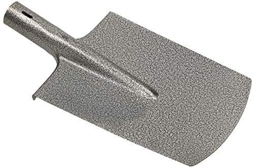KOTARBAU® Robuster Spaten 290 x 190 mm Gärtnerspaten für 38 mm Stieldurchmesser Stahlschaufel zum Pflanzen OHNE STIEL