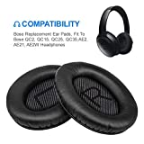 Bose Quiet Comfort 35 Replacemen Ear Cushions Kit by Link Dream Soft Protein...