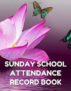 Best sunday school attendance sheet Reviews