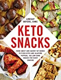 Keto Snacks: From Sweet and Savory Fat Bombs to Pizza Bites and Jalapeño Poppers, 100 Low-Carb Snacks for Every Craving