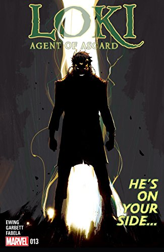 Loki: Agent of Asgard #13 (English Edition)