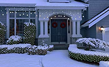 ProductWorks 100-LED Icicle Light Strand