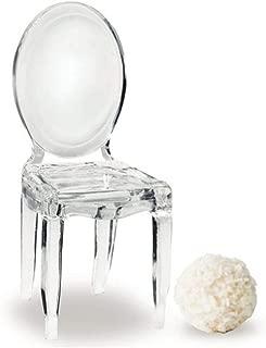 mini acrylic chairs
