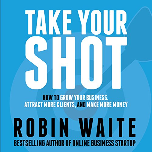 Take Your Shot audiobook cover art