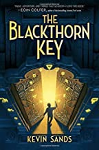 The Blackthorn Key by Kevin Sands (2015-09-01)