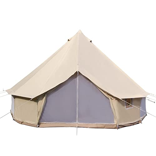 Canvas Tents for Camping: Amazon com