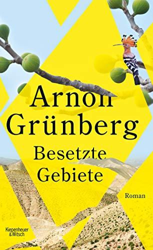Buchseite und Rezensionen zu 'Besetzte Gebiete: Roman' von Arnon Grünberg