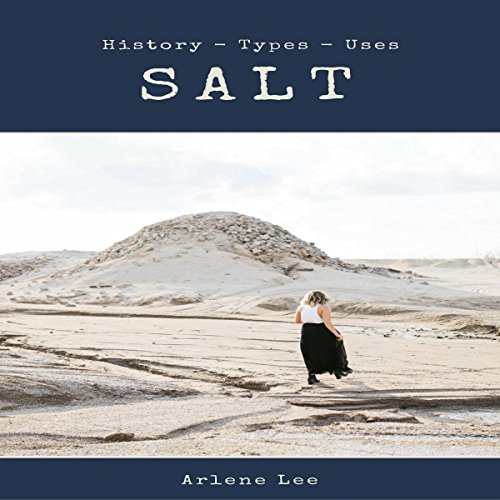 Salt audiobook cover art
