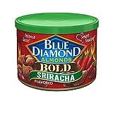 Blue Diamond Bold Sriracha Almonds, 6 Ounce