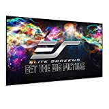 Best Carls Place Projector Screens - Elite Screens Edge Free Ambient Light Rejecting Fixed Review