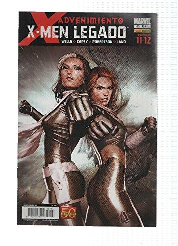 X-MEN LEGADO, Numero 63: Advenimiento 11 y 12 (Panini 2011)