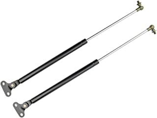 2 x Tailgate Trunk Lift Support Liftgate Shock Struts for Toyota Land Cruiser Lexus LX470 1998-2007