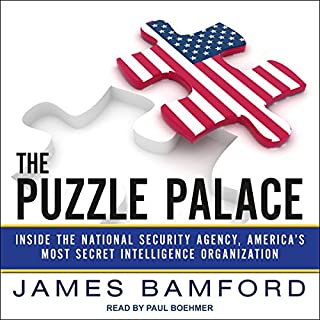 The Puzzle Palace cover art