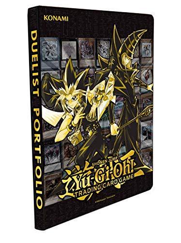 Lively Moments Yu-Gi-Oh! Golden Duelist Ordner / Binder mit 180 Fächer / Album / Sammelordner / Sammelalbum / Karten / Sammelkarten