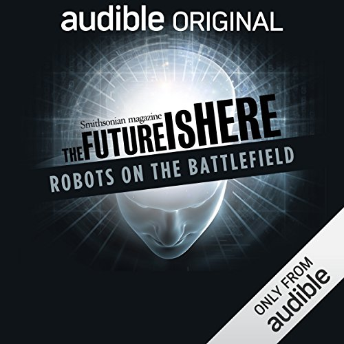 Robots on the Battlefield audiobook cover art