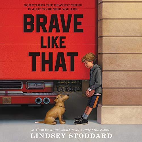 Brave Like That audiobook cover art