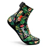 Best Youth Beach Socks for Kids Beach Volleyball, Sand Soccer and All Beach Sock Activities. Play in Our Never Slip Secure Top Neoprene Socks All Day All Season. (Aloha, Small)
