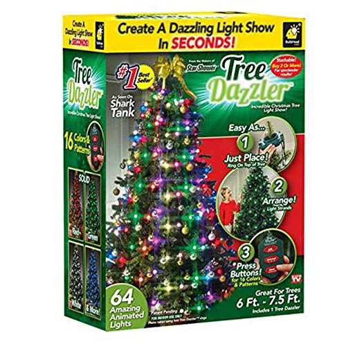 ABTSICA LED Star Bulbs Star Shower Tree Dazzler Lamp Christmas Tree...