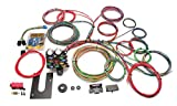 Painless Performance 10102 Classic Customizable Chassis Harness, Key in Dash, 21 Circuits