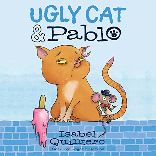 Ugly Cat & Pablo audiobook cover art