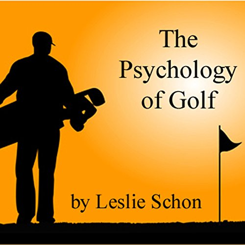 The Psychology of Golf audiobook cover art